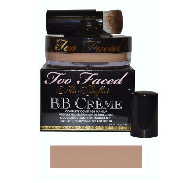 Too faced air buffed bb crème powder makeup – vanilla glow