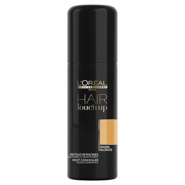 Loreal hair touch up spray warm blonde 75ml