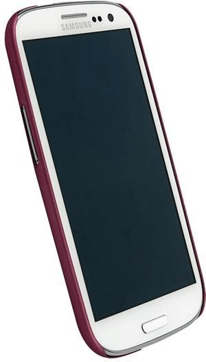 Krusell colorcover skal till samsung galaxy s3 (rosa)