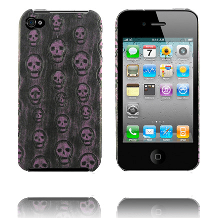 Death note (lila) iphone 4 skal