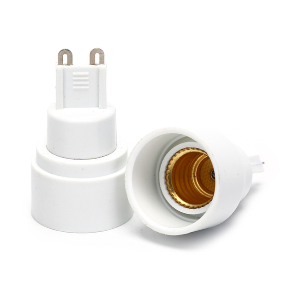G9 to e14 adapter high quality material fireproof material socke