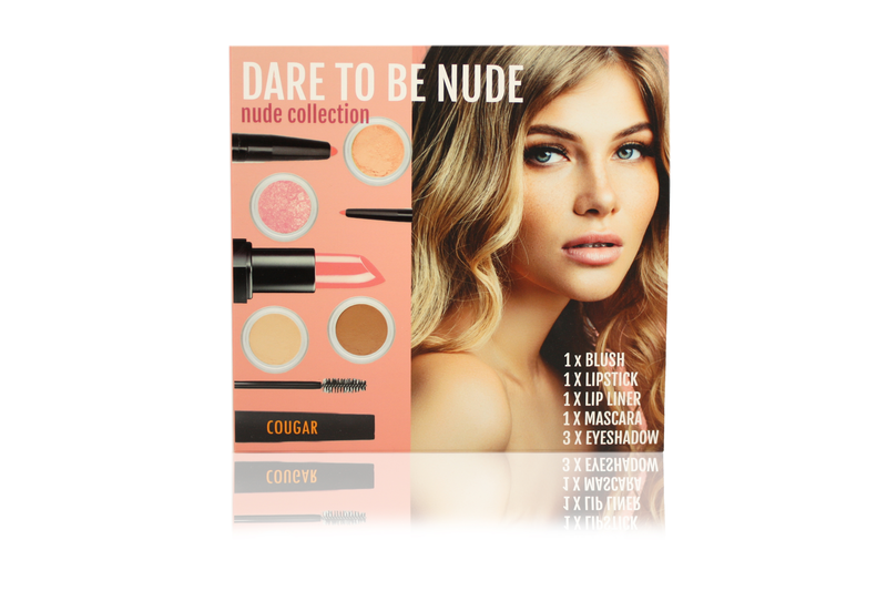 Dare to be nude gift set