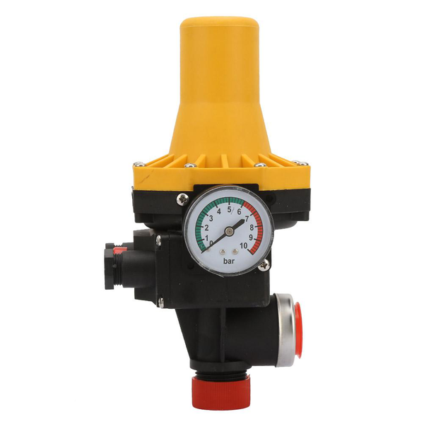 Automatic pressure adjustment water pump controller 110-120v
