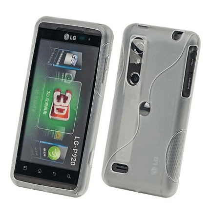 S-line skal lg optimus 3d (p920) clear