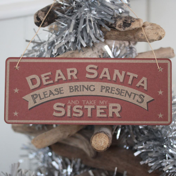 East of india 'dear santa please bring presents and take my s…