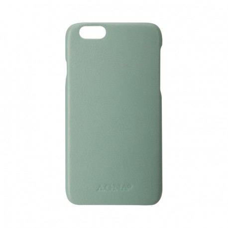Köp AGNA iPlate Real Leather for iPhone 7 8 green  d60f292ed60a9