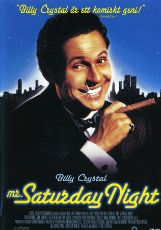 Mr. saturday night (dvd) komedi med billy crystal