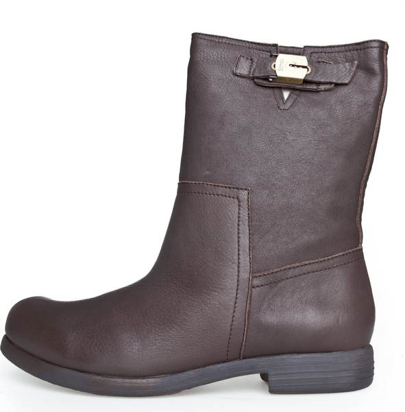 Scholl boots fold ankle