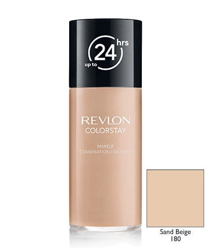 Revlon colorstay makeup combination/oily skin – 180 sand beige