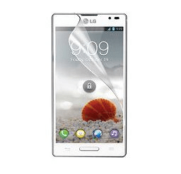 Lg optimus l9 displayskydd (klar)