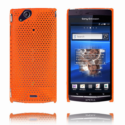 Atomic (orange) sony ericsson xperia arc skal