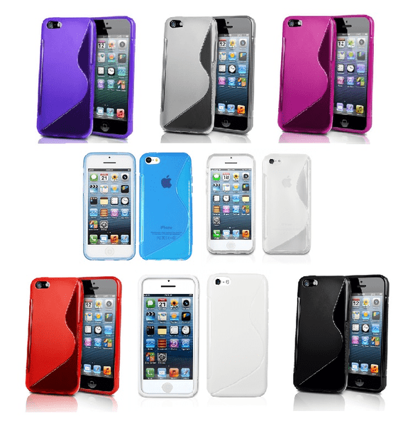 S-line skal iphone 5c