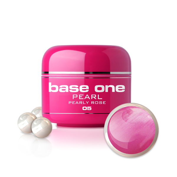 Base one pearl- pearly rosel- 5g