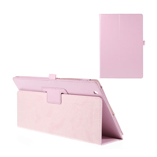 Gaarder sony xperia z4 tablet leather case with stand – pink
