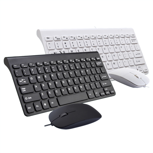 Unbranded Mini slim 78 key usb wired compact thin keyboard for desktop lap