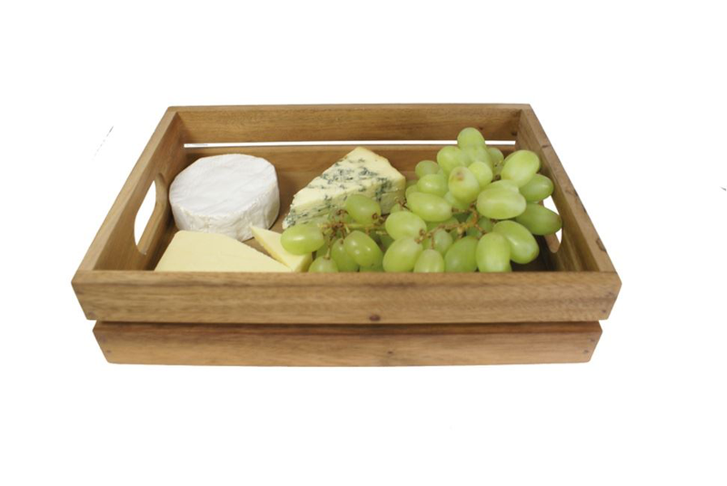 Mini Wooden Vintage Storage and Presentation Crate Fruit Box