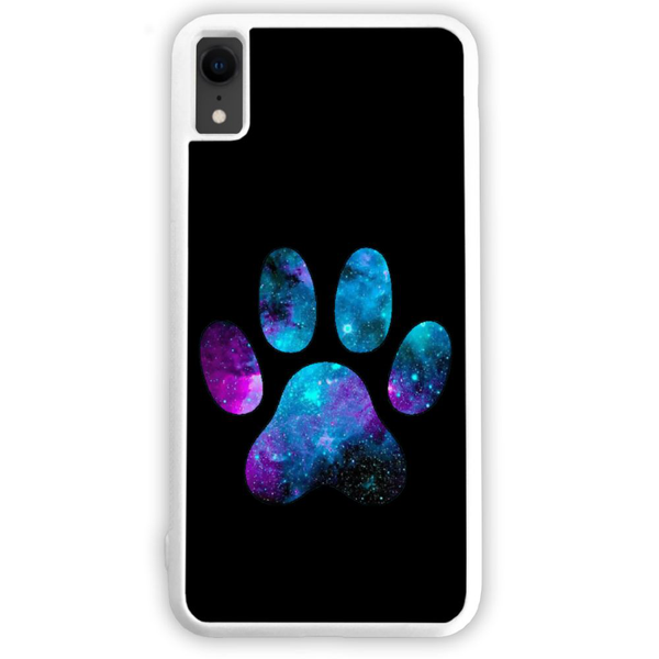 Köp Apple iPhone XR Mobilskal Galaxy Paw  dec7d3b7bdc14