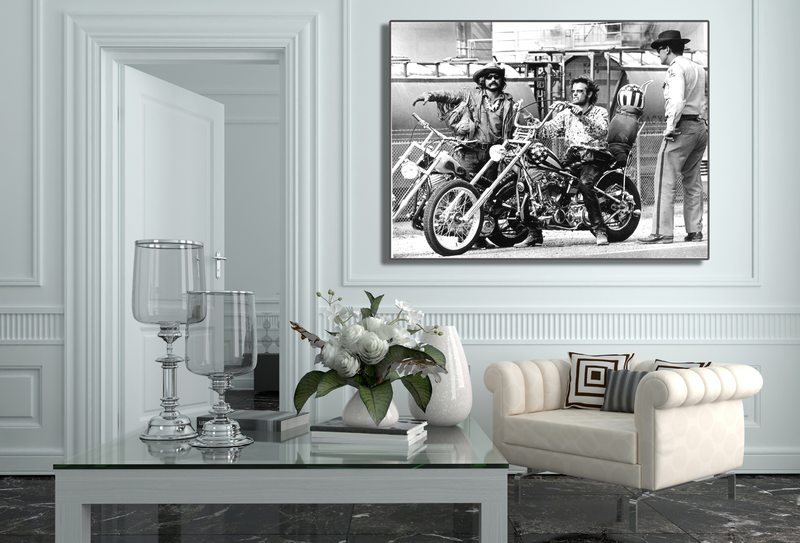 Poster easy rider 70×100 cm