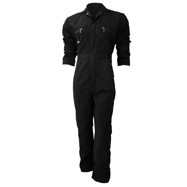 Dickies redhawk zip front coverall tall / mens workwear (pack of