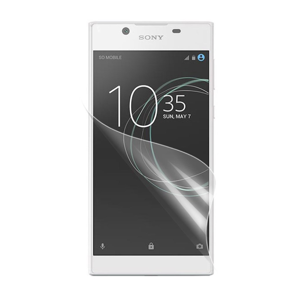 Sony xperia l1 lcd display film – genomskinligt