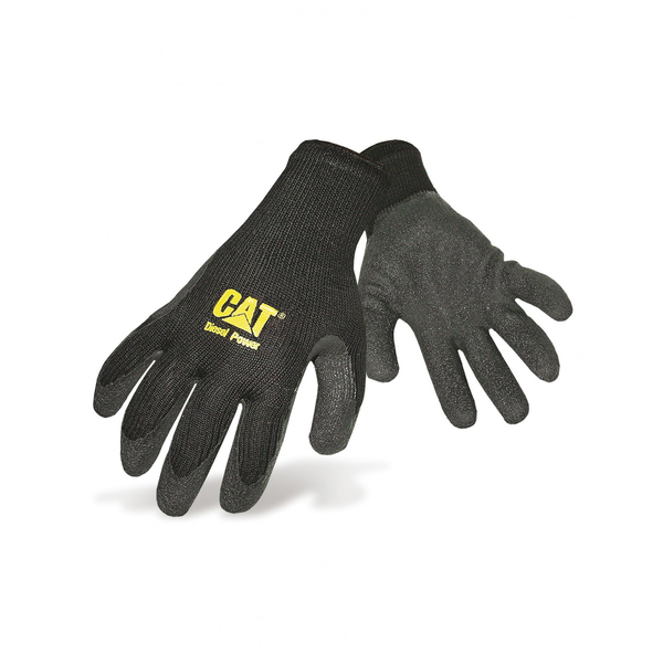 Caterpillar 17400 latex palm gripster gloves / mens gloves / glo