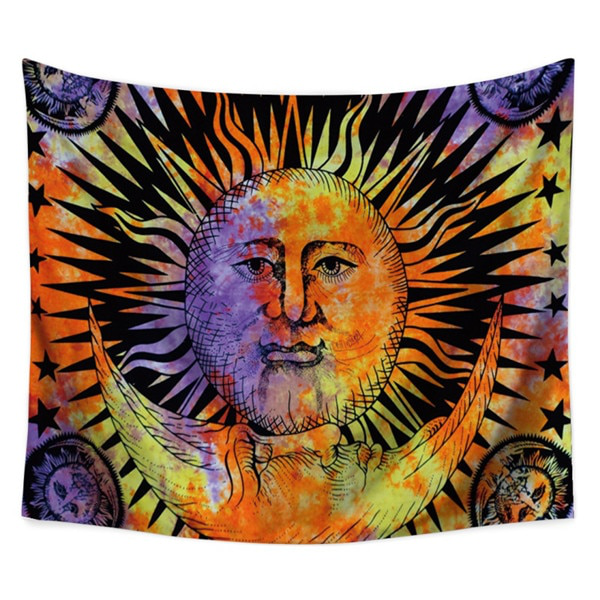 Wall hanging tapestry decorative mat beach throw blanket