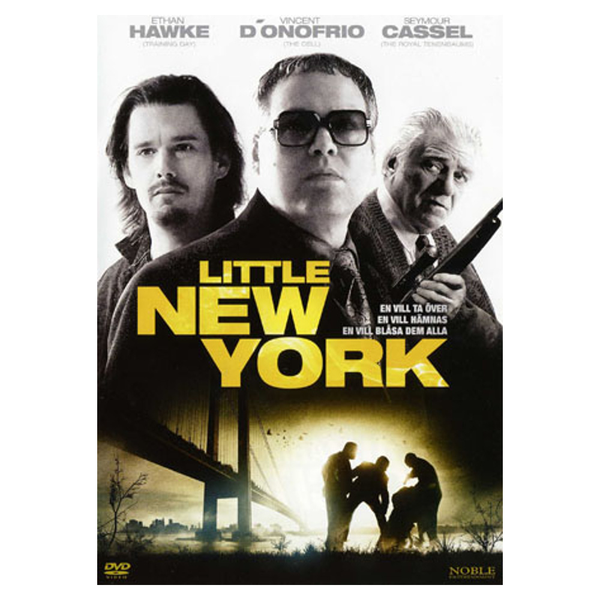 Little new york (dvd) thrillerdrama med ethan hawke