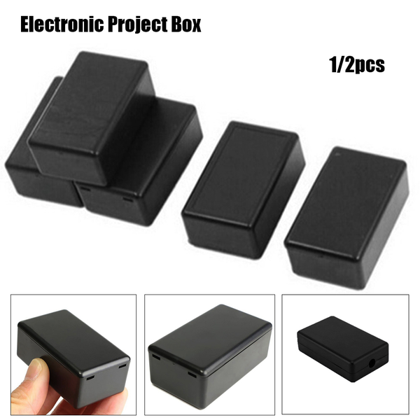1/2pcs electronic project box waterproof cover project