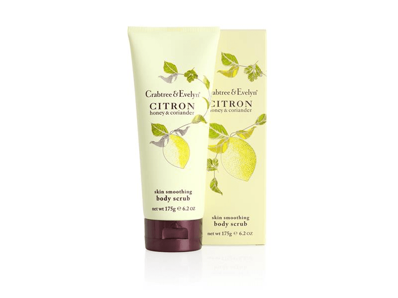 Bodyscrub citron