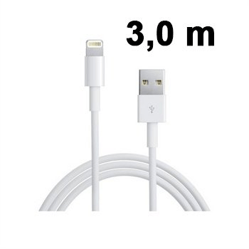 Iphone kabel 3 meter – mfi