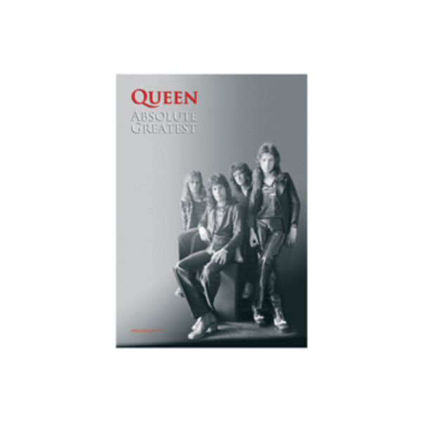 Flagga – queen – absolute greatest
