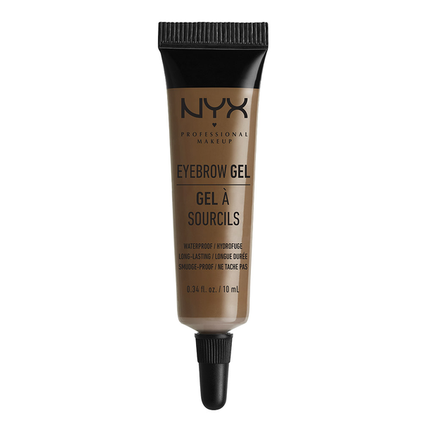 Nyx prof. makeup eyebrow gel – brunette