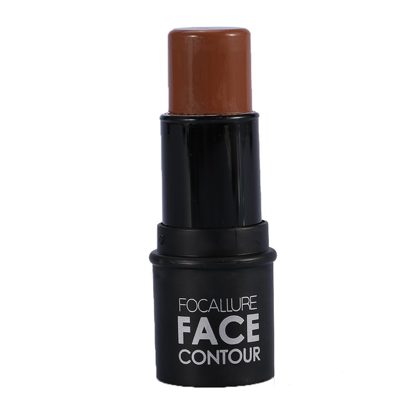 Women facial contour highlighter highlighting stick shimmer
