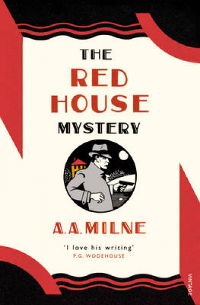 Red house mystery by a a milne