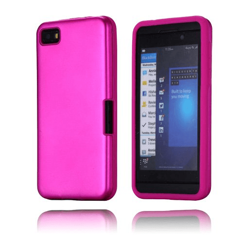 Alu guard (rosa) blackberry z10 skal