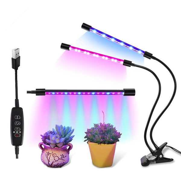 Plantlampa 40led