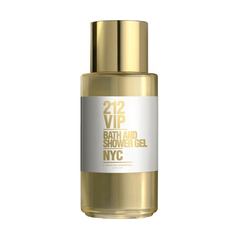 Carolina herrera 212 vip shower gel 200ml
