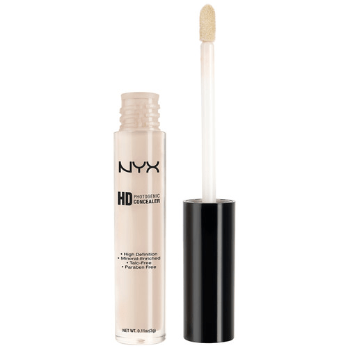 High definition photogenic concealer cw03 light 3g by nyx