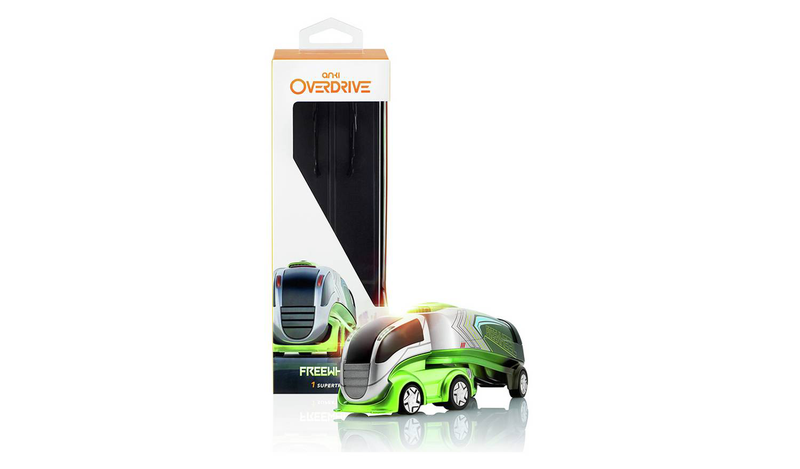 Anki overdrive expansion supertruck – freewheel