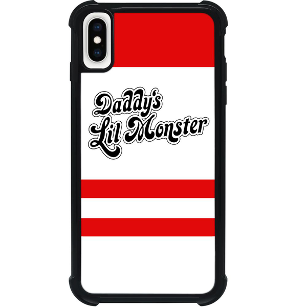 Apple iphone xs max tough case monster