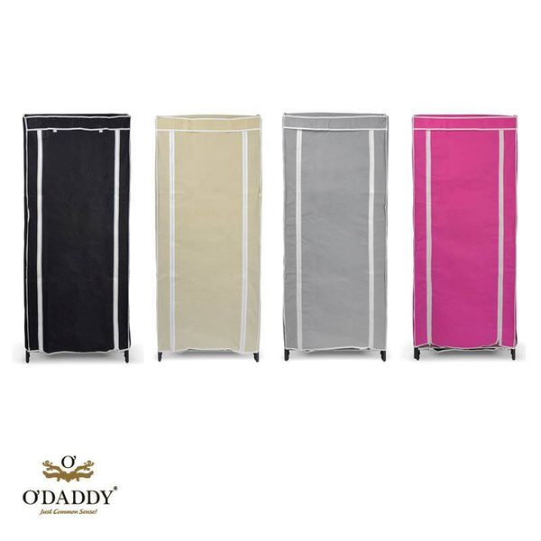 O'daddy shoe rack med cover