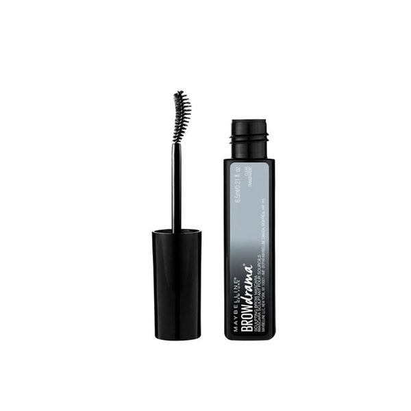 Maybelline brow drama sculpting eyebrow mascara transparent