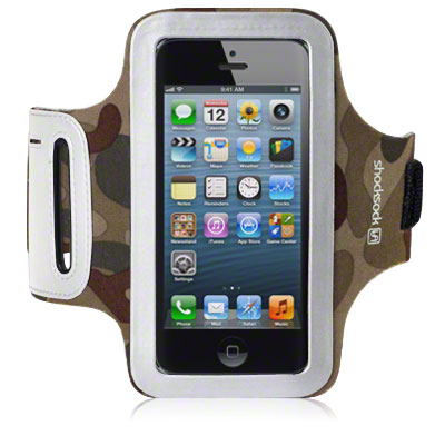 Sportsarmband till iphone 5s / 5 (camouflage)