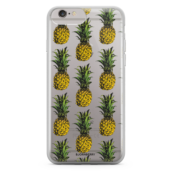 Köp Bjornberry Skal Hybrid iPhone 6 6s Plus - Ananas  69c9986ae2132