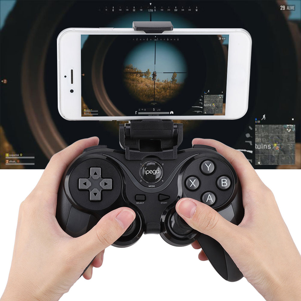 Mobile game controller wireless bluetooth gamepad for ipega