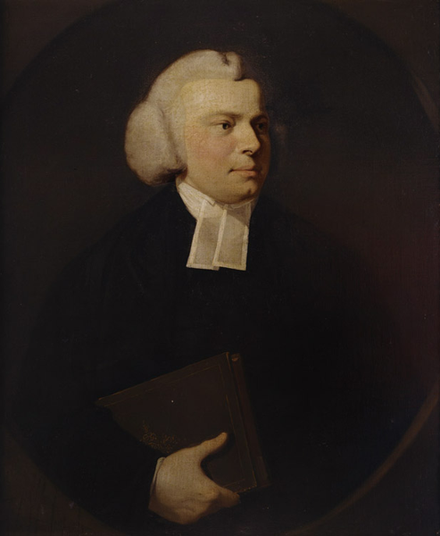 Portrait of a Clergyman,Sir Joshua Reynolds,77x64cm