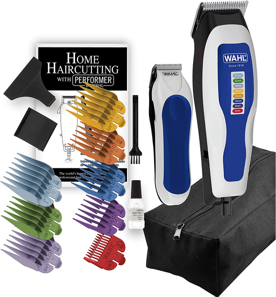 Wahl color pro combo hair and beard trimmer