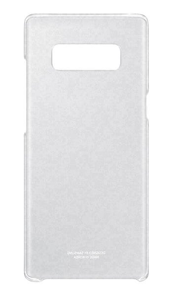 Qn950cte clear cover for samsung note 8 transparent