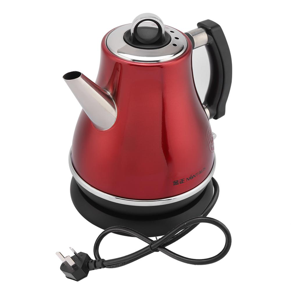 1.2l stainless steel electric kettle fast water heating boil