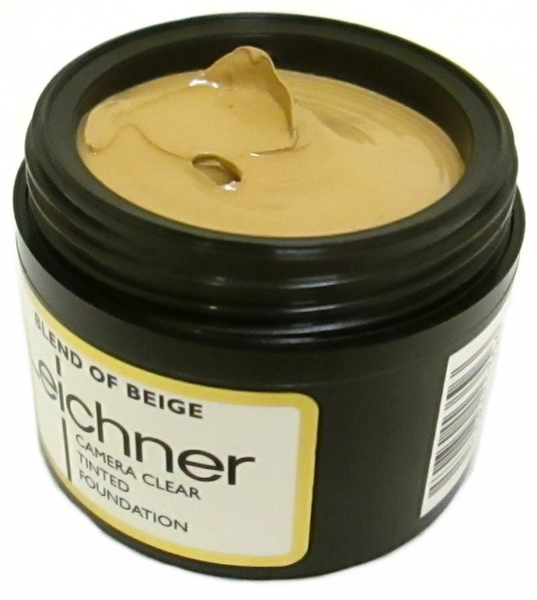 Leichner camera clear tinted foundation – blend of beige